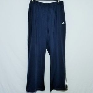 2/$30 Adidas Men's XL Navy Sweatpants Sweat Pants